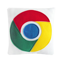 Google Chrome Pillow