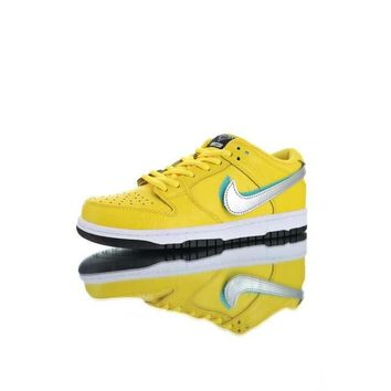 wadai Ready Stock Diamond Supply Co. X Nike SB Dunk Low Pro Outdoor Shoes