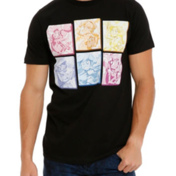 My Little Pony: Equestria Girls Rainbow Boxes T-Shirt