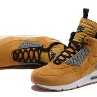 Air Max 90 Winter SneakerBoot ICE 684714-017 Size 40-46