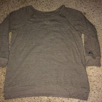 Vintage The North Face Casual Shirt SweatShirt Long sleeve Size Small