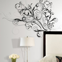 Forever Twined Peel & Stick Giant Wall Decal Wall Decal at AllPosters.com