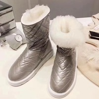 Moncler Women Casual Flats Shoes Boots-2