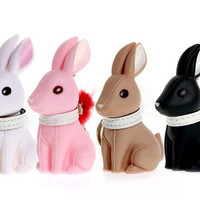 Rabbit Key Chain Four Piece Set