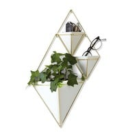 Hanging Geometric Modern Planter Storage