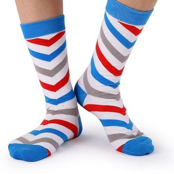 3D Printing Cotton Socks Women Casual Hosiery Autumn Winter Men's Art Hot Sox Fashion Patterns Socks