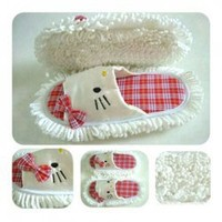 Lovely Style Kitty Pattern Decorated Rub In Slippers For Female China Wholesale - Sammydress.com