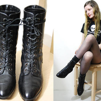 d70d4d7c7564e Shop Vintage 80s Boots on Wanelo