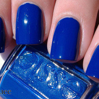 Essie Nail Polish (E679-Mezmerize) NEW ROYAL BLUE COLOR