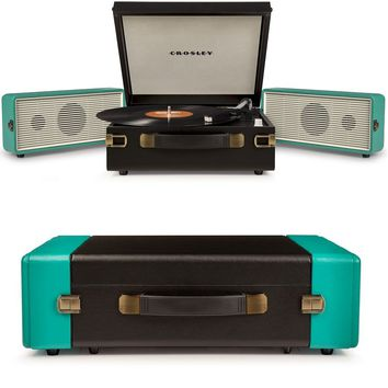 CR6230A-TU Crosley Retro Snap Portable Turntable