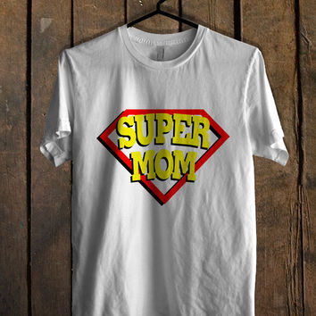 super Mom and Super Dad couple women T Shirt Mens T Shirt and Womens T Shirt **