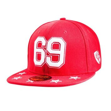 Hip-hop High Quality Cotton Embroidery Hats [6540944003]