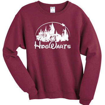 Hogwarts Disney Inspired Harry Potter Sweater - Harry Potter Sweatshirt