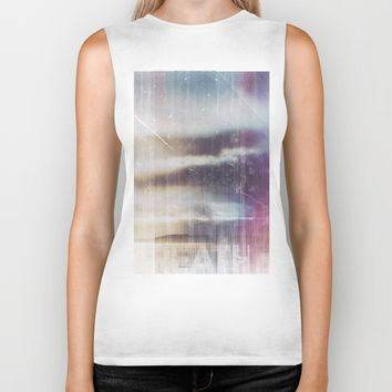 Welcome Biker Tank by HappyMelvin | Society6