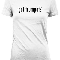 got trumpet L.A.T Misses Cut Women's T-Shirt