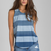 Billabong To The Limit Sun Washed Tank