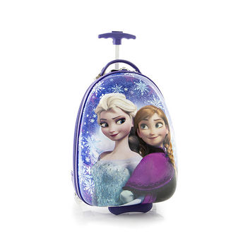 Heys Disney Frozen Polycarbonate Luggage Case [Anna and Elsa]