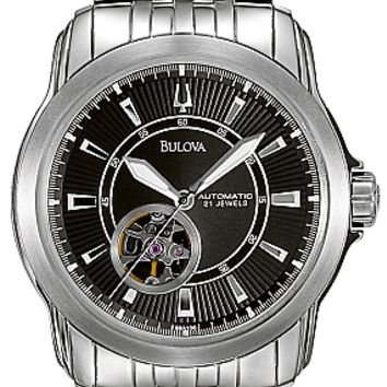 Bulova Men's Automatic BVA Series 100 Watch 96A106