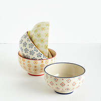 Boho Welcome Snack! Bowl Set by ModCloth