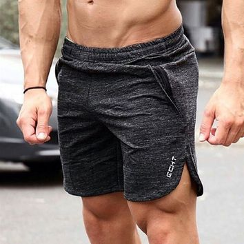 Summer Running Shorts Men Fitness Crossfit Sport Shorts Workout Jogging Sweatpants Short Pants Mens Gym Dry Fit  Beaches Shorts