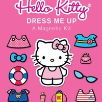 Hello Kitty: Dress Me Up: A Magnetic Kit
