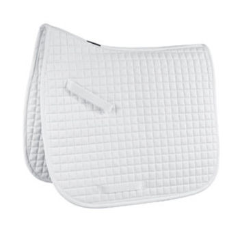 Cotton Dressage Saddle Pad - Rider's International | Dover Saddlery