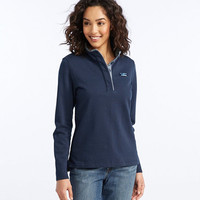 Women's Soft Cotton Rugby   Free Shipping at L.L.Bean.