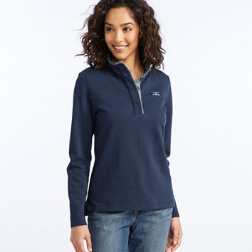 Women's Soft Cotton Rugby | Free Shipping at L.L.Bean.