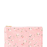 Mod Floral Midsize Cosmetic Pouch