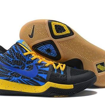 DCCK Nike Kyrie Irving 3 'multi-element' Sport Shoes US7-12