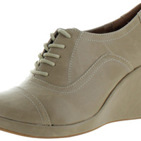 Chelsea Crew Darcy Womens Wedge Oxford Ankle Booties Shoes