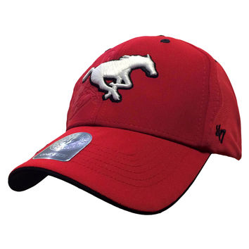 Calgary Stampeders CFL Major Boss Cap