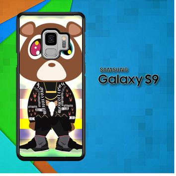 808S Kanye West And Heartbreak D0035 Samsung Galaxy S9 Case