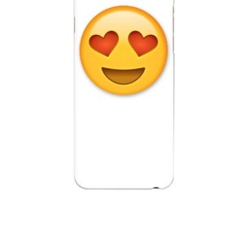 Love Emoji - iphone 6 Case