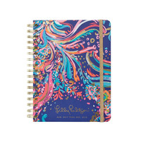 Lilly Pulitzer 2017-2018 LARGE AGENDA - BEACH LOOT