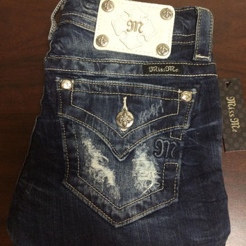Women's Miss Me Jeans 24 NWT
