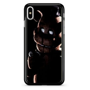 Five Nights At Freddys Freddy 2 iPhone X Case