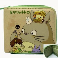Anime My Neighbor Totoro Wallet