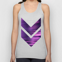 PURPLE PANNING Unisex Tank Top by 📷 VIAINA