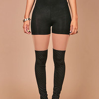 Knee Spark Leggings - Trendy Leggings at Pinkice.com