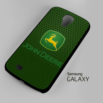 John Deere green tracktor A1027 Samsung Galaxy S3 S4 S5 Note 3 Cases - Galaxy