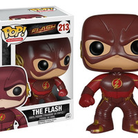 Funko Pop! Television The Flash Vinyl Figure The Flash #213