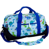 Olive Kids Dinosaur Land Overnighter Duffel Bag - 25408
