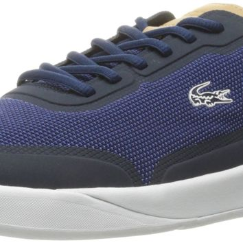 Lacoste Men's Light Spirit Elite 117 3 Casual Shoe Fashion Sneaker Navy 13 D(M) US '