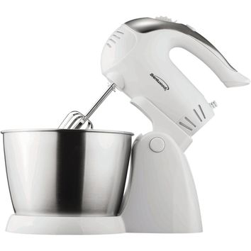 Brentwood 5-speed Stand Mixer With Bowl