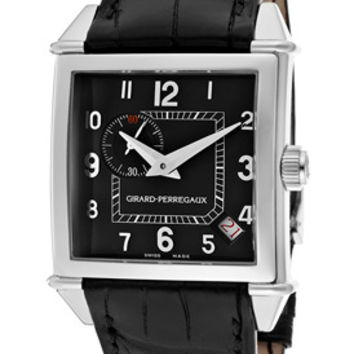 Girard Perregaux Vintage 1945 Automatic Mens Watch 25815-11-651-BA6A