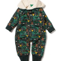 Nordic Forest Snowsuit by Little Green Radicals