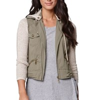 Billabong Midnight Drifter Jacket - Womens Jacket