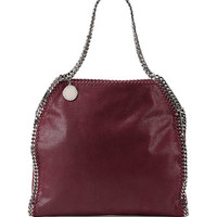 Stella McCartney Falabella Small Tote Bag, Plum