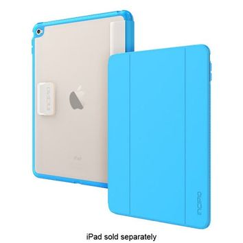 Incipio - Octane Folio Case for Apple® iPad® Air 2 - Frost Cyan